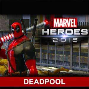 Acheter Marvel Heroes 2016 Deadpool Pack Clé Cd Comparateur Prix