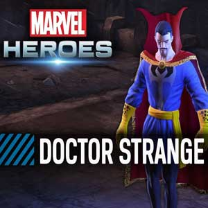 Marvel Heroes 2016 Doctor Strange Hero