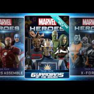 Acheter Marvel Heroes 2016 Guardians of the Galaxy Team Pack Clé Cd Comparateur Prix