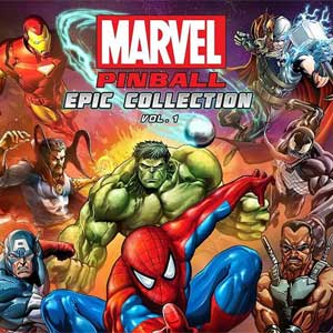 Telecharger Marvel Pinball EPIC Collection 1 PS4 code Comparateur Prix