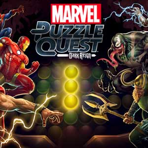 Acheter Marvel Puzzle Quest Dark Reign Nick Furys Doomsday Plan Clé Cd Comparateur Prix
