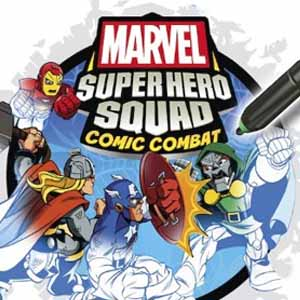Acheter Marvel Super Hero Squad Comic Combat Xbox 360 Code Comparateur Prix