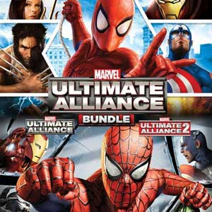 Telecharger Marvel Ultimate Alliance Bundle PS4 code Comparateur Prix