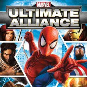 Acheter Marvel Ultimate Alliance Clé Cd Comparateur Prix