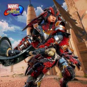 Marvel vs Capcom Monster Hunter