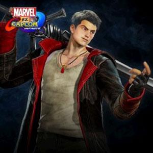 Marvel vs Capcom Infinite Dante Nephilim Costume