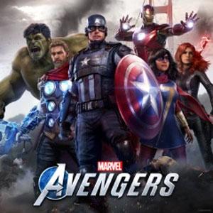 Acheter Marvel's Avengers Xbox Series X Comparateur Prix