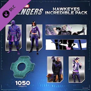 Marvel's Avengers Hawkeyes Incredible Pack