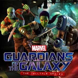 Acheter Marvels Guardians of the Galaxy The Telltale Series Clé Cd Comparateur Prix