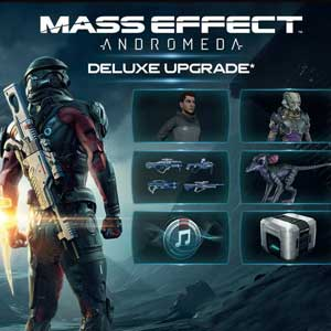 Acheter Mass Effect Andromeda Deluxe-Upgrade Edition Clé Cd Comparateur Prix