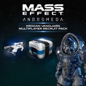 Acheter Mass Effect Andromeda Krogan Vanguard Multiplayer Recruit Pack Xbox One Comparateur Prix