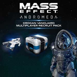 Acheter Mass Effect Andromeda Krogan Vanguard Multiplayer Recruit Pack Clé Cd Comparateur Prix