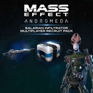 Acheter Mass Effect Andromeda Salarian Infiltrator MP Pack Xbox One Comparateur Prix