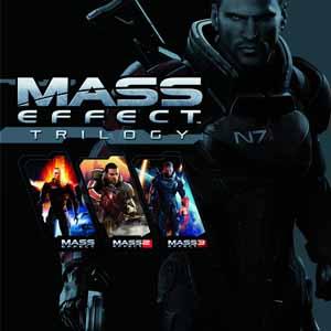Telecharger Mass Effect Trilogy PS3 code Comparateur Prix