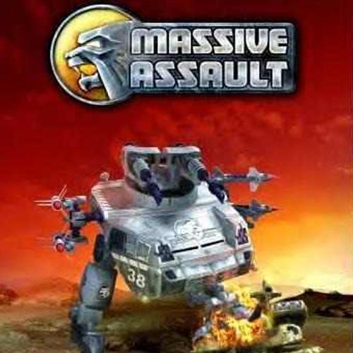 Acheter Massive Assault Clé Cd Comparateur Prix