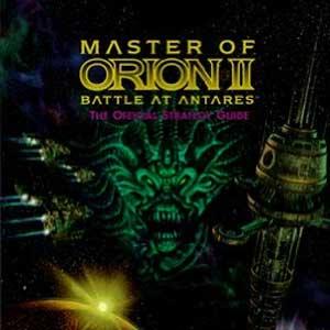 Acheter Master of Orion 2 Clé Cd Comparateur Prix
