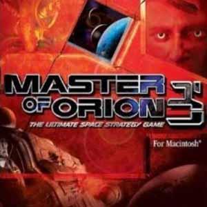 Acheter Master of Orion 3 Clé Cd Comparateur Prix