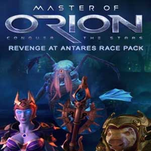 Master of Orion Revenge at Antares Race Pack