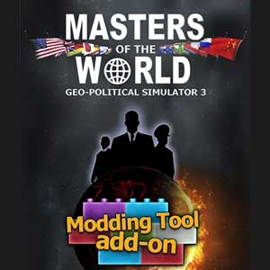 Acheter Masters of the World Geo-Political Simulator 3 Modding Tool Add-on Clé Cd Comparateur Prix