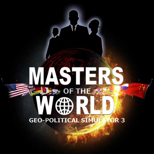 Acheter Masters of the World - Geo-Political Simulator 3 clé CD Comparateur Prix