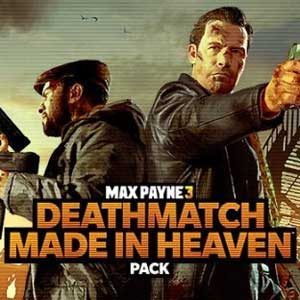 Acheter Max Payne 3 Deathmatch Made in Heaven Pack Clé Cd Comparateur Prix