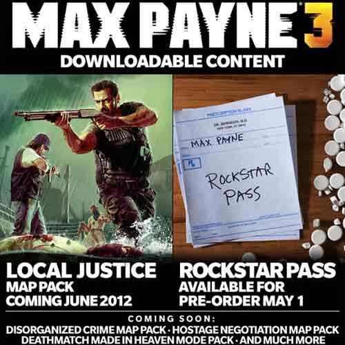 Acheter Max Payne 3 Rockstar Pass clé CD Comparateur Prix
