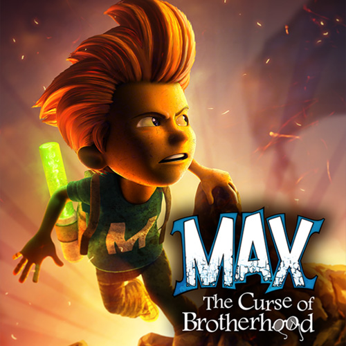 Max The Curse of Brotherhood