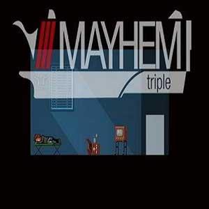 Acheter Mayhem Triple Clé Cd Comparateur Prix