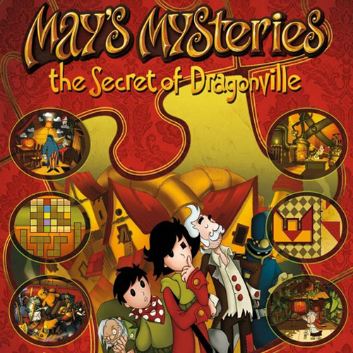 Mays Mysteries The Secret of Dragonville