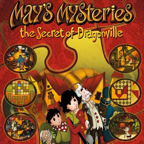 Acheter Mays Mysteries The Secret of Dragonville Clé Cd Comparateur Prix
