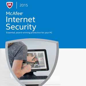 Acheter McAfee Internet Security 2015 Clé Cd Comparateur Prix