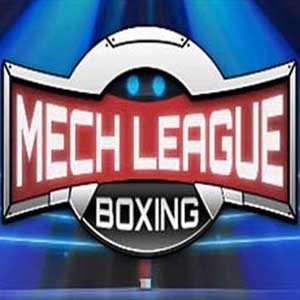 Mech League Boxing