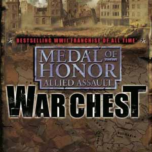Acheter Medal of Honor Allied Assault War Chest Clé Cd Comparateur Prix