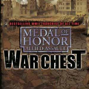 Acheter Medal of Honor Allied Assault War Chest Clé Cd Comparateur Prix