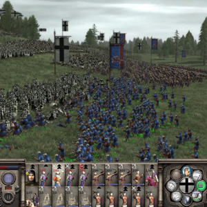 Medieval 2 Total War Kingdoms Bataille