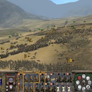 Medieval 2 Total War Kingdoms Gameplay