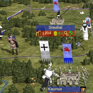 Medieval 2 Total War Kingdoms Carte