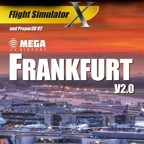 Acheter Mega Airport Frankfurt Flight Simulator X Addon Clé Cd Comparateur Prix