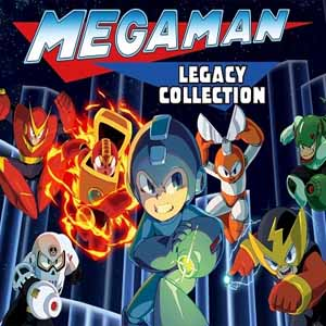 Acheter Mega Man Legacy Collection Nintendo 3DS Download Code Comparateur Prix