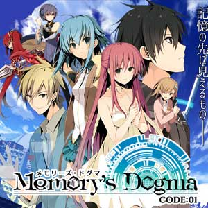 Acheter Memorys Dogma CODE 01 Clé Cd Comparateur Prix