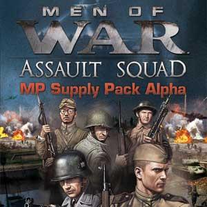 Acheter Men of War Assault Squad MP Supply Pack Alpha Clé CD Comparateur Prix