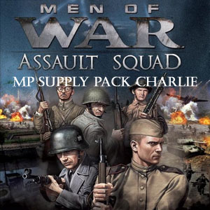 Men of War Assault Squad MP Supply Pack Charlie