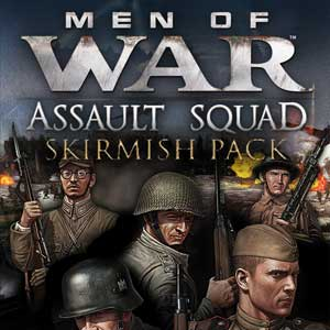 Acheter Men of War Assault Squad Skirmish Pack Clé Cd Comparateur Prix