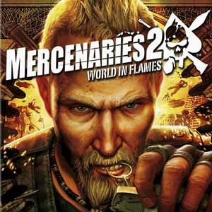 Acheter Mercenaries 2 World in Flames Xbox 360 Code Comparateur Prix