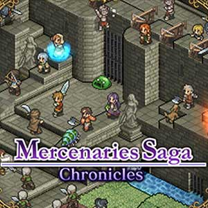 Acheter Mercenaries Saga Chronicles Nintendo Switch comparateur prix