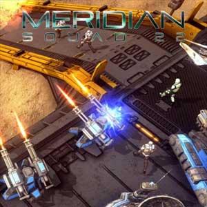 Acheter Meridian Squad 22 Clé Cd Comparateur Prix