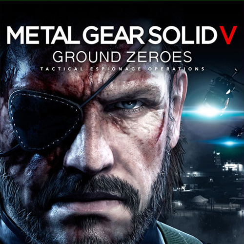 Metal Gear Solid 5 Ground Zeroes