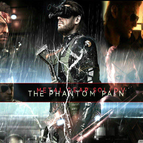Acheter Metal Gear Solid 5 The Phantom Pain Xbox 360 Code Comparateur Prix