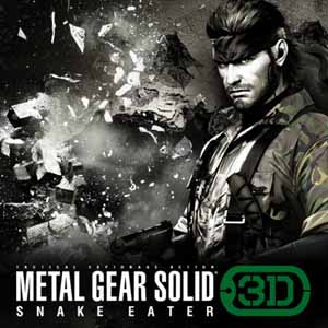 Acheter Metal Gear Solid Snake Eater 3D Nintendo 3DS Download Code Comparateur Prix