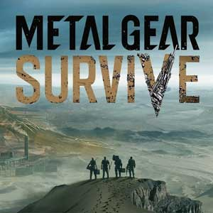 Telecharger Metal Gear Survive PS4 code Comparateur Prix